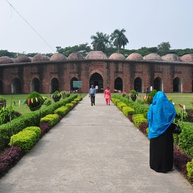 Visit Historic Mosque City of Bagerhat - Bucket List Ideas