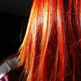 Dye my hair orange - Bucket List Ideas