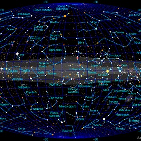 Discover the 88 Star Constellations - Bucket List Ideas