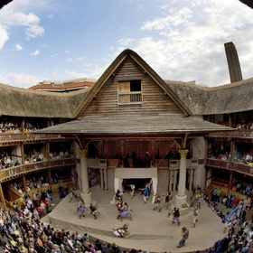 See a Shakepearean play in the Globe Theatre - Bucket List Ideas