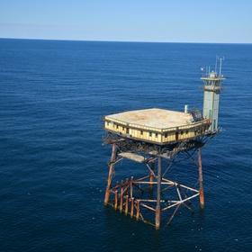 Spend a few days at Frying Pan Tower - Bucket List Ideas