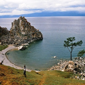 Drive a Circle Tour of Lake Baikal, Russia - Bucket List Ideas