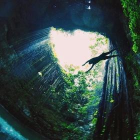 Swim in a cenote in mexico - Bucket List Ideas