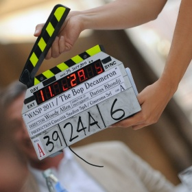 Be in a movie (even if i'm only an extra) - Bucket List Ideas