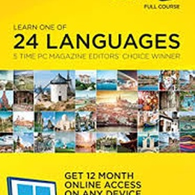 Complete a Rosetta Stone Foreign Language Course - Bucket List Ideas