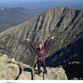 Go hiking up Katahdin in Maine - Bucket List Ideas