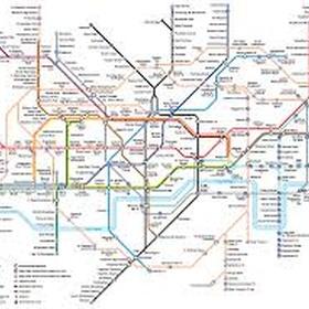 Ride the London Underground - Bucket List Ideas