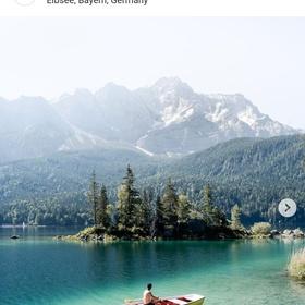 Visit Eibsee Germany - Bucket List Ideas