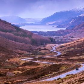 Drive the North Coast 500 in Scotland - Bucket List Ideas