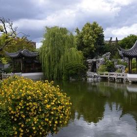 Visit the Lan Su Chinese Garden in Portland,OR - Bucket List Ideas
