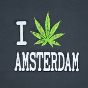 Smoke weed in Amsterdam - Bucket List Ideas