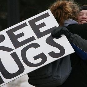 Hug a Random Stranger and Tell Them They're Beautiful - Bucket List Ideas