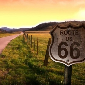 Drive Down Route 66 - Bucket List Ideas