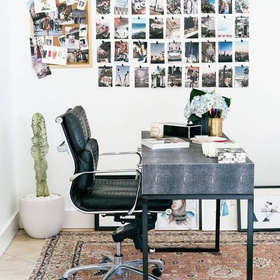 Print out more photos and display them - Bucket List Ideas