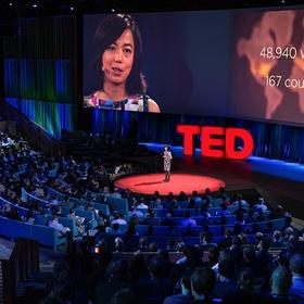Go to a TED talk - Bucket List Ideas