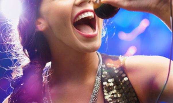 Get a job as a singer - Bucket List Ideas