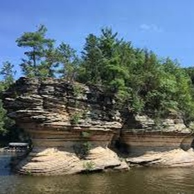 Take a Boat to See the Dells of the Wisconsin River - Bucket List Ideas