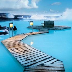 Float in the Blue Lagoon in Iceland - Bucket List Ideas