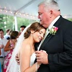 Dance with My Dad at My Wedding - Bucket List Ideas