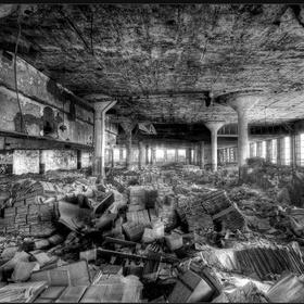 Ruins of Detroit - Bucket List Ideas