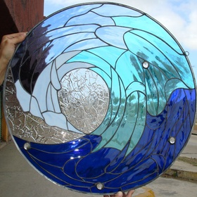 Learn How to Make Stained Glass Windows - Bucket List Ideas
