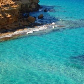 Coast near Marsa Matruh, Egypt - Bucket List Ideas