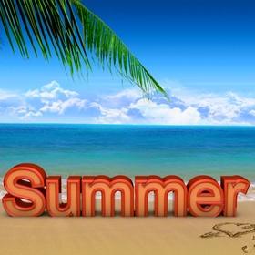 Create a Summer Themed Photo Album - Bucket List Ideas