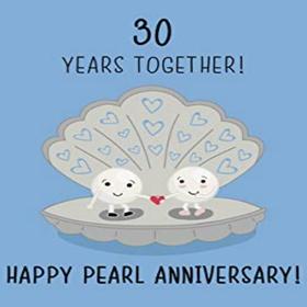 Celebrate Our Pearl Anniversary - Bucket List Ideas