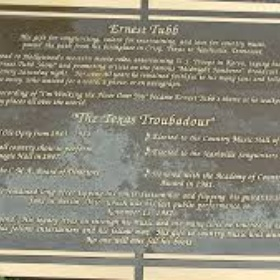 Visit Ernest Tubb Gravesite Nashville TN - Bucket List Ideas