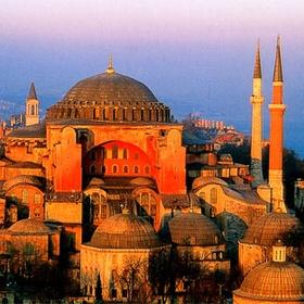 Visit Istanbul and the Hagia Sophia - Bucket List Ideas