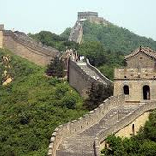 Visit the Great Wall of China - Bucket List Ideas