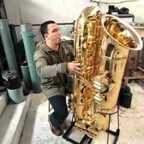 Play the Contra + Sub-Contra Bass Saxophone - Bucket List Ideas