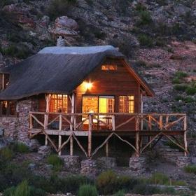 Stay in a cabin overnight - Bucket List Ideas