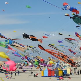 Attend kite festival Toronto - Bucket List Ideas