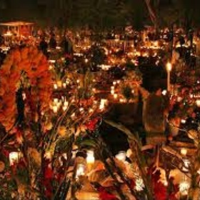 Celebrate the Day of the Dead in Mexico - Bucket List Ideas
