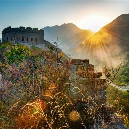 Walk on the Great Wall of China - Bucket List Ideas