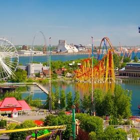 Visit an amusement park - Bucket List Ideas