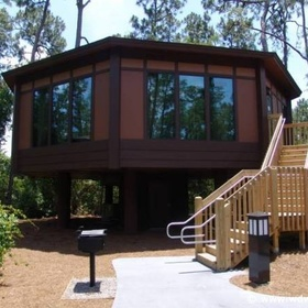 Stay in a Treehouse Villa at Saratoga Springs - Bucket List Ideas