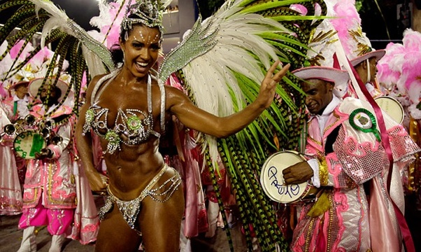 GO TO RIO CARNAVAL - Bucket List Ideas