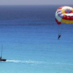 Go Parasailing in the Caribbean - Bucket List Ideas