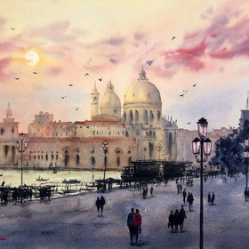 Back to Painting-Watercoloring - Bucket List Ideas