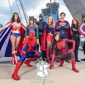 Go to a party dressed like a superhero - Bucket List Ideas