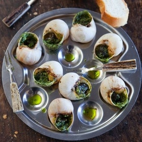 Eat snails in Paris - Bucket List Ideas