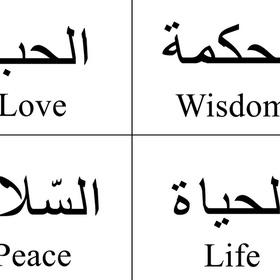 Learn to Speak/Write/Read Arabic - Bucket List Ideas