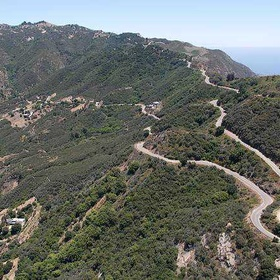 Do the Mulholland Drive scenic route | Los Angeles | California | USA - Bucket List Ideas