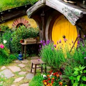 See the hobbit huts in New Zealand - Bucket List Ideas