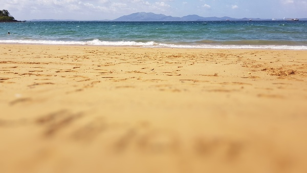 Write my name in the sand at the beach - Bucket List Ideas