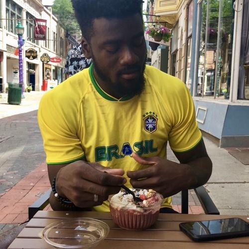 Eat at a sidewalk Cafe - Bucket List Ideas