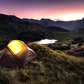 Go wild camping - Bucket List Ideas