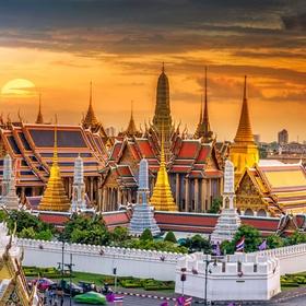 Stay in Bangkok - Bucket List Ideas